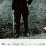 Alderman Barry