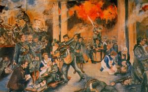 Birth of the Irish Republic
