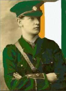 Michael Collins, Irish Volunteer