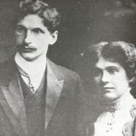 De Valera after marriage, 1910