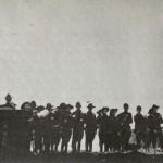 Howth guns unloading 1917
