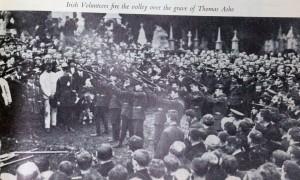 Thomas Ashe funeral