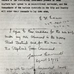 Pearse surrender document