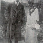 De Valera with Countess Markievicz