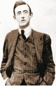 Joseph Mary Plunkett, Irish Volunteer