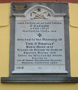 The O'Rahilly Memorial Ballylongford