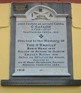 The O'Rahilly Memorial Ballylongford
