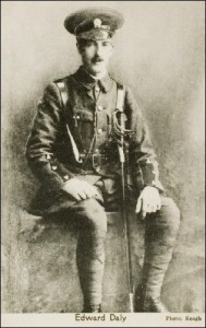 Irish Volunteer Edward Daly