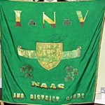 Irish National Volunteers Flag