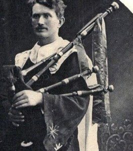Irish Volunteer Thomas Ashe