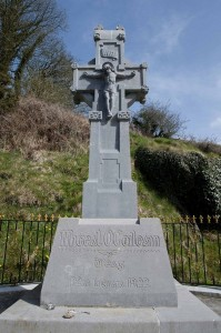michael collins death in beal na Under the leadership of michael collins, frongoch internment  was killed when  his armoured convoy was ambushed at beal na mblath,.