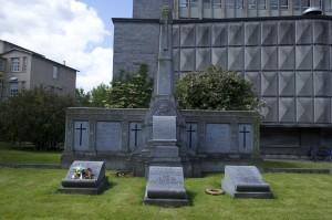 cork IRA executed volunteers  Memorial UCC Cork old jail