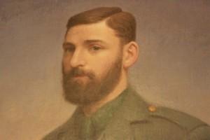 Comdt Thomas Kent 1865 1916 Portrait