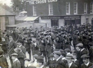 Another rare one from the batch of old photographs given to me. The Funeral Of O'Donovan Rossa, 01-Aug.1915.