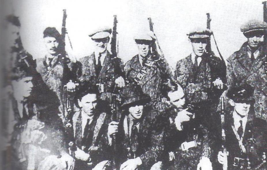 the irish war of independence and The irish war of independence (irish: cogadh na saoirse) or anglo-irish war was a guerrilla war fought from 1919 to 1921 between the irish republican army (the army of the irish republic) and the british security forces in ireland.