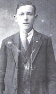 Pat Deasy, killed in the Kilmichael Ambush. Pat was a brother of the famous Liam Deasy.Cork IRA. He was a mere 16 years old when he was shot