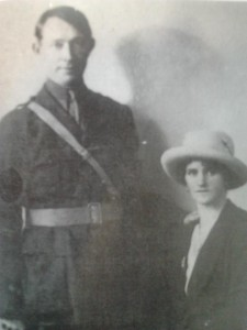 IRA Volunteer Tom Mc Grath, East Clare Brigade IRA. Participant in the Cratloe & Glenwood Ambushes Jan 1921