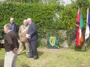 Cratloe Ambush Commemoration 2012