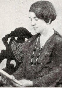 Lilly O'Brennan, sister in law of Eammon Ceannt and member of Cumman na mBann