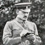CAPT MONTEITH 1ST BAT, DEPORTED 1914