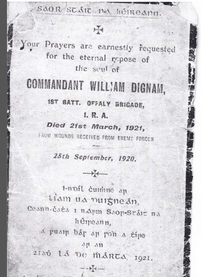 commandant william dignam
