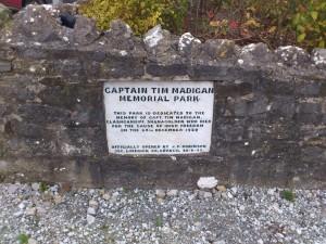 Captain Tim Madigan Limerick IRA Shanagolden