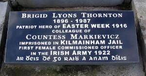 Brigid Llyons thornton