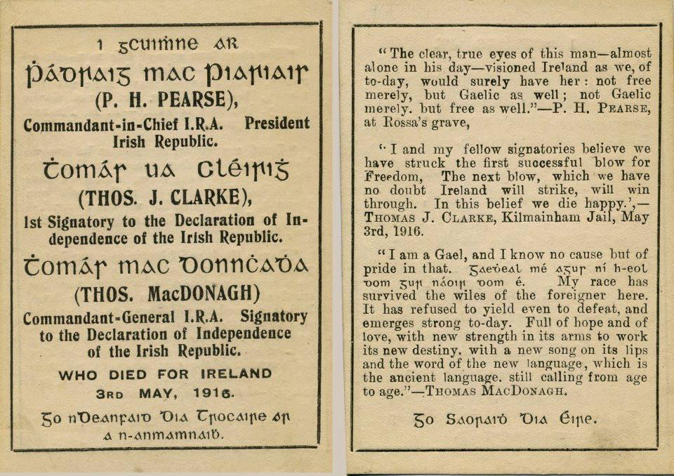 padraig pearse,tom mcdonagh,tom clarke