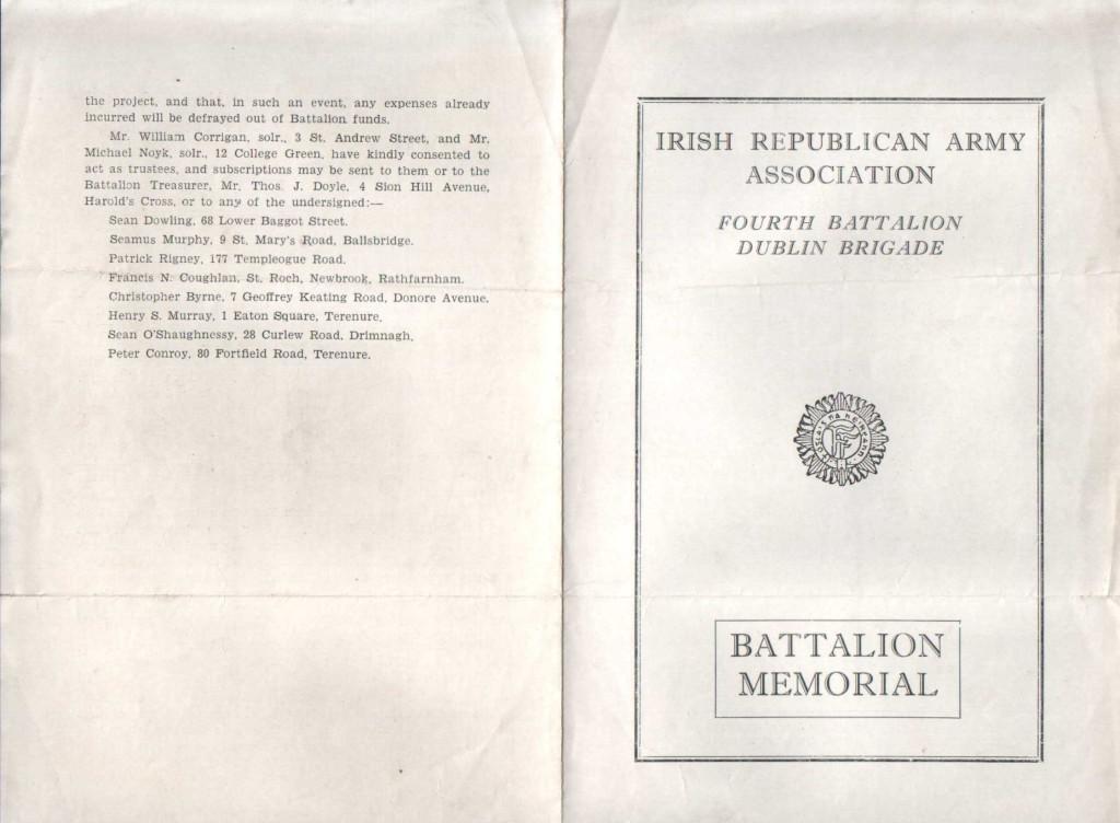 IRA dublin