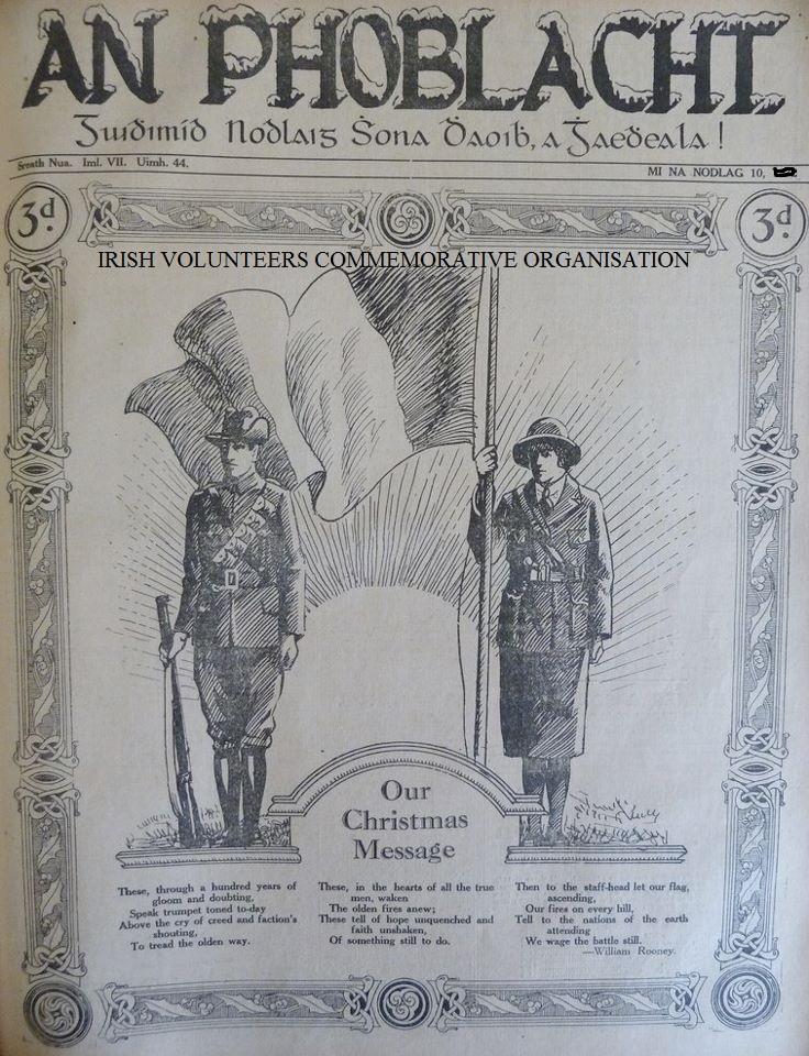 irish volunteers christmas 222