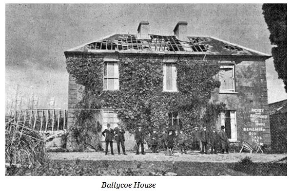 ballycoe house