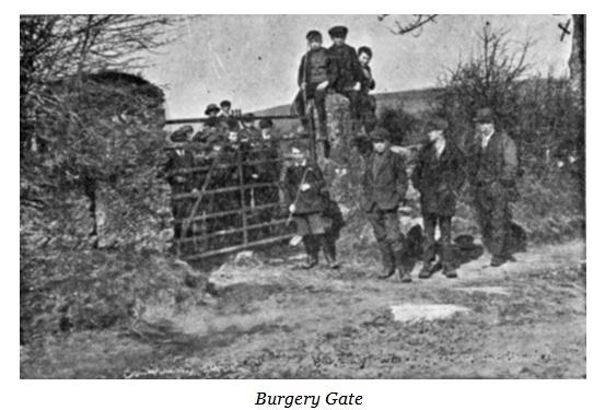 burgery gate