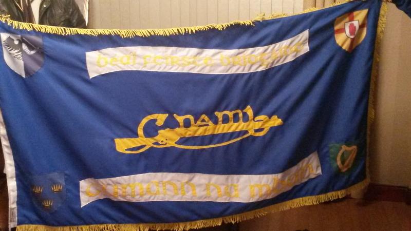 cumman na mban flag 2