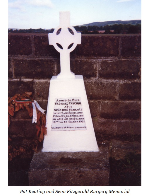 waterford ira memorial