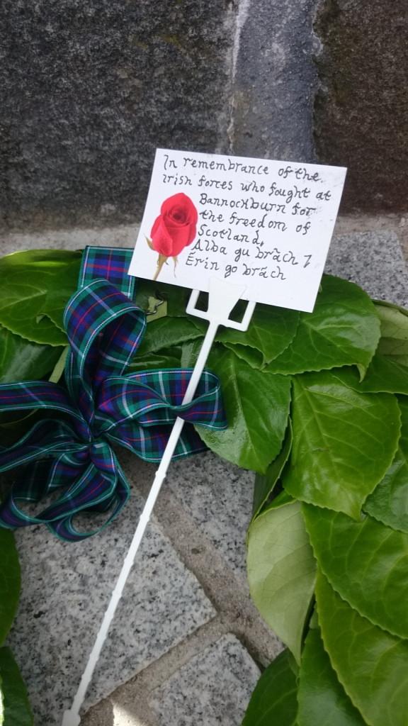 Irish Wreath