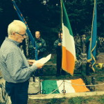 FIAN SEAMUS COURTNEY PASSAGE WEST DEDICATION