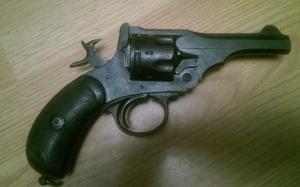 paddy meahger Dublin Brigade IRA 1916 handgun