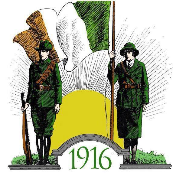 To truly honour the 1916 Rising:  let's heal the rift of the Civil War