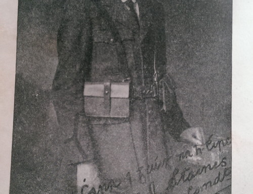 Michael Staines, IRB, Irish Volunteers and first Garda Commissioner