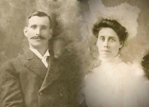 Joseph Kenny & Mary O'Connor, 19 April 1906