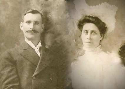 Joseph Kenny & Mary O'Connor, 19 April 1906
