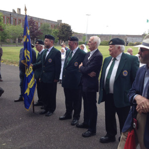 Spike Island Remembrance Event