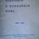 O'Donovan Rossa exhibition