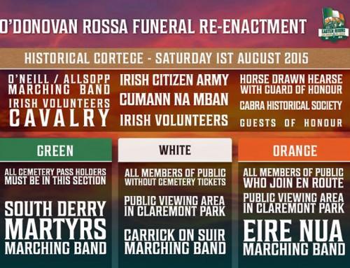 1915 O'Donovan Rossa funeral