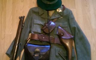 Cumann na mBan Uniform