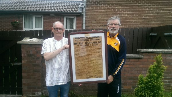 1916 Commemorations Discussions
