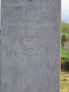Dan Breen headstone