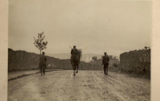 Tipperary town civil war