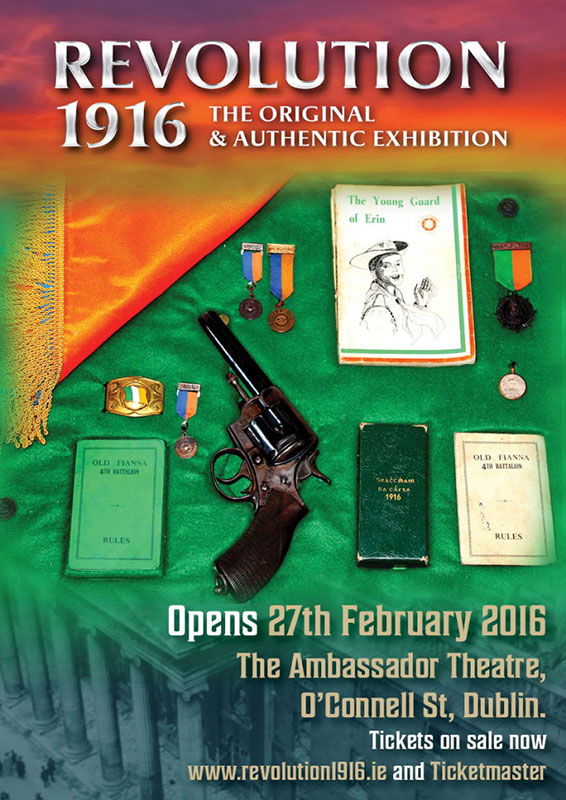 Revolution 1916 Exhibition