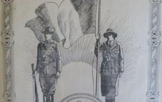 Irish Volunteers Christmas